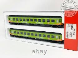 Acme 55242 Set Of Two Coaches 2° Class Livery Flixtrain IN Scale 187