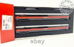 Acme 70102 Set Of Two Coaches For FS Etr 500 Frecciarossa High Speed Scale