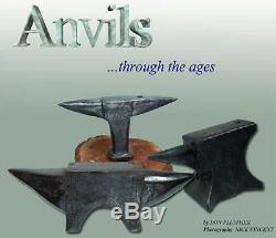 Anvils in America & Anvils Through the Ages (Two Book Set!) / blacksmithing