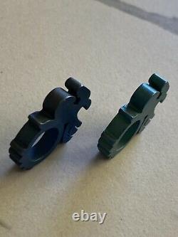 Baby Yello Hamma YelloHamma Custom Titanium Set of Two Bottle Opener EDC