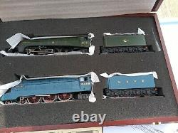 Bachmann Limited Edition Mallard Two Locomotive Set