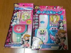 Bandai The Two are Precure Card Commune Set of 2 More than 100 Cards from Japan