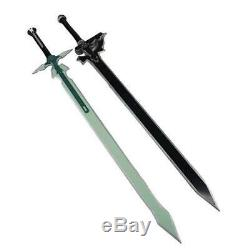 Cosplay Tool Weapon Sword Art Online Kirito Two Sword Style Set 79cm SAO