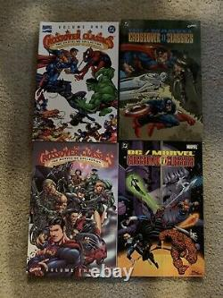 DC Marvel Crossover Classics Set One Two Three Four TPB
