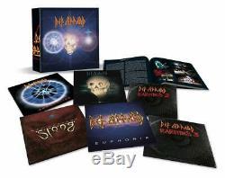 Def Leppard The Vinyl CollectionVolume Two(180g Vinyl 10LP Box Set), Mercury