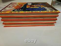 EC Comics Library Complete Two Fisted Tales Hardcover Slipcase Set 1980 Cochran