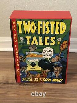 EC Comics The Complete Two-Fisted Tales Hardcover Set 18-41 NM 1-4 Comic 1980