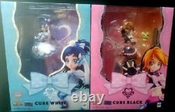 Futari wa Pretty Cure Precure Cure Black & Cure White Two Set with Benefits