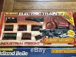 Hornby Railways Electric Train Set Two Sets plus extras