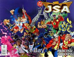 Jsa (1999) 1-87 Complete Set/lot Justice Society Of America Earth Two 2 Robinson
