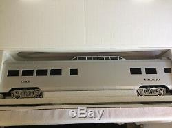 LGB Streamliners Set of Two Coaches (1 Dome 1 Coach)