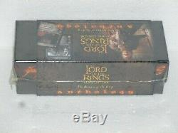 LORD of the RINGS Set of 3 ANTHOLOGY FotR TWO TOWERS RotK ELVISH Reflections