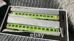 Ls Models 46008 Set Two Coaches Cot Bed Flixtrain' Hamburg Köln'Classic VI