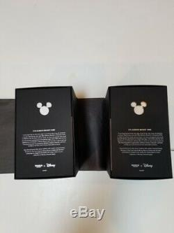 NIB Shinola Mickey Mouse Watches Set His and Hers Two Watches Discontinued