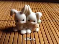 PRECIOUS MOMENTS NOAHS ARK TWO 2 BY 2 LOT 11 PIECE SET 2 x 2 COLLECTIBLES