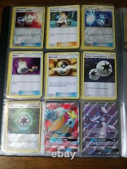 Pokemon Shining Legends Near Complete Set. All Mint. Two Promo Cards Lugia Ho-Oh