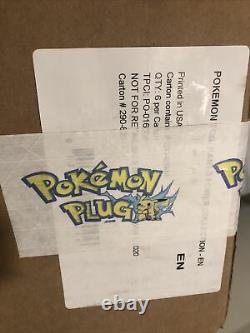 Pokémon TCG Kanto Power Collection SEALED CASE (3 Dragonite, 3 Mew-Two Box Sets)