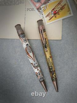RETRO 51 VINTAGE FLIGHT III Two (2) Pen Set Sold Out 1 Hour New Sealed Tube