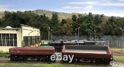Rare Albert Modell H0 PKP Wagons 418Vc Ep. Vc Self Unloading Set Of Two Wagons