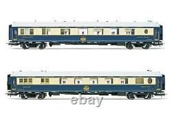 Rivarossi HR4322, HO Scale, VSOE, set of two restaurant coaches for VSOE