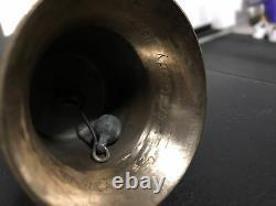 SET Two A Huddy Brass. Bronze Bells Native American