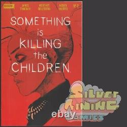 SOMETHING IS KILLING THE CHILDREN #2 Set Of Two A + B VARIANT 1ST PRINT BOOM