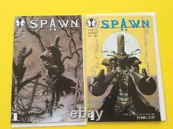 SPAWN 174 175 1st Appearance Of Gunslinger Spawn set of two rare