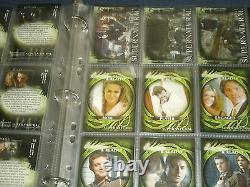 SUPERNATURAL Season Two'Mini-Master Set' Trading Card Binder, Base Set & More