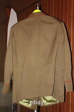 Soviet USSR Two sets Major General Everyday Uniforms 1975,78 Tunics Pants order