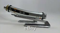 Star Wars Disneyland Galaxy's Edge ASHOKA TANO Lightsabers + TWO Blades Gift Set