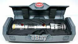 TWO Star Wars Galaxy's Edge DARTH MAUL Legacy Lightsaber withTWO 36 Blade SET