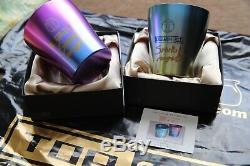 Top Secret Signed mugs set of two colors RARE