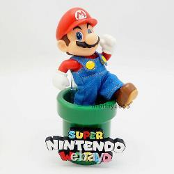 Universal Studios Japan Super Nintendo World Toko Toko Mario Two Figures Set USJ