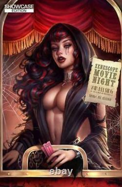 Van Helsing vs The League of Monsters #6 Movie Night Special Set of Two Covers