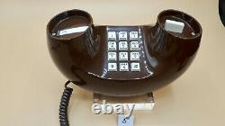 Western Electric Bell Vintage Telephone Rotary & Push Dial System Set of Two (2)