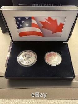2019 Pride Of Two Nations Collection De Pièces Set Limited Edition