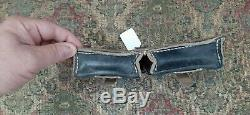 Allemand Ww2 Originale G43 K43 Pouch- Set Of Two
