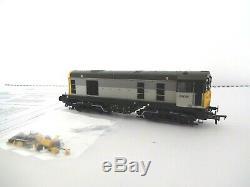 Bachmann Classe 20 Deux Tons Secteur Fret Ferroviaire Gris Sonore Usine DCC Ex Set