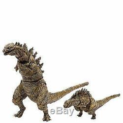 Bandai S. H. Monsterarts Godzilla (2016) La Deuxième Forme Set Troisième Forme Deux Bof / S