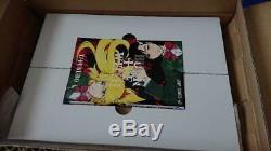 Bleach Artbook Jet (coffret De Rangement Deux Livres D'art Comics Ensemble) / Japon