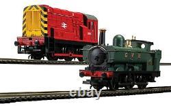 Bnib Oo Gauge Hornby R1236 Mixte Fret Numérique Train Deux DCC Locos