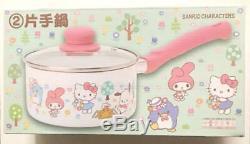 Bonjour Kitty À Deux Mains Hot Pot Et D'une Seule Main Set Hot Pot En Provenance Du Japon