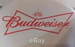 Budweiser Président Baseball Avec Ottoman (jeu À Deux Avec Meuble Ottoman)
