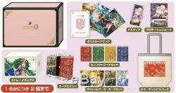C97 Tcg Fire Emblem Cipher Fan Box Rouge & Vert Set De Deux Comiket Anime Limitée