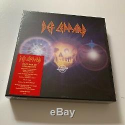 Def Leppard Le Vinyle Collectionvolume Deux (180g Vinyle 10lp Box Set), Mercure