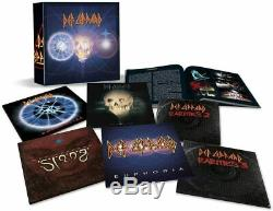 Def Leppard Vinyle Box Set Collection Volume Two 2 180 Grammes Lp Scellés