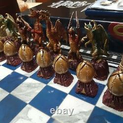 Deux Ensembles D'échecs Harry Potter Collectionnables Deagostini, Wizard & Dragon + Magazines