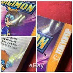 Digimon, Vol. 1 2 3 4 5, Dompteurs 1-4, 1-2 Two Zero (ensemble Complet) English Manga