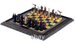 Eaglemoss Seigneur Des Anneaux Lotr Jeu D'échecs # 2 Deux Tours Nouveau