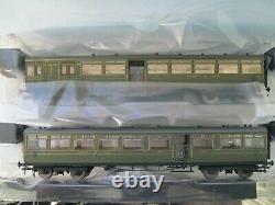 Efe E86002 Lswr Gate Stock Deux Coach Set Sr Green Tout Nouveau Bachmann Kernow